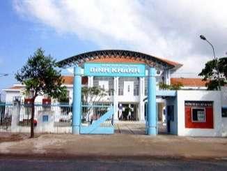 Trường Trung học phổ thông Bình Khánh, TP Long Xuyên, An Giang
