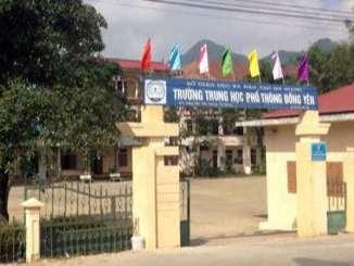 Trường Đồng Yên - Hà Giang