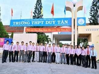 Trường Duy Tân - Kon Tum
