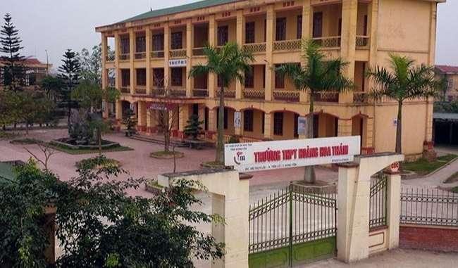Trường Hoàng Hoa Thám - Hưng Yên