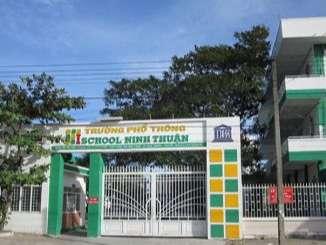 Trường thpt Ischool - Ninh Thuận