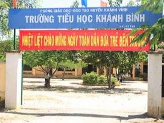 Trường Khánh Bình - Khánh Hòa