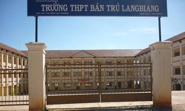 Trường Lang Biang - Lâm Đồng