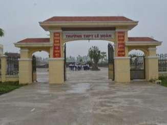 Trường Lê Hoàn - Hà Nam