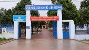 Trường Lê Hông Phong - Bình Thuận