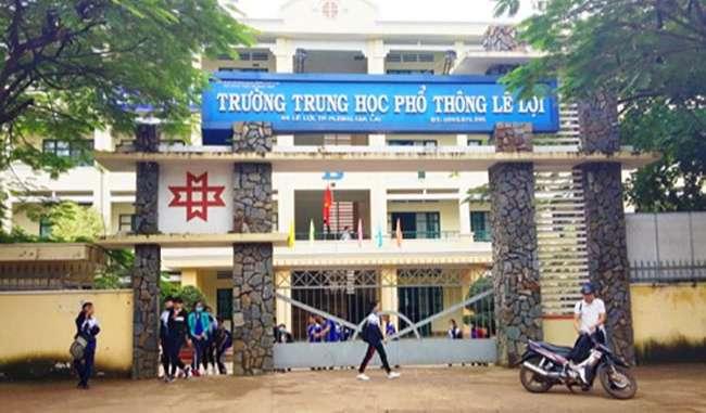 Trường Lê Lợi - Gia Lai