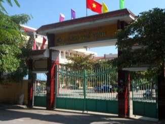 Trường Lương Thế Vinh - Nam Định