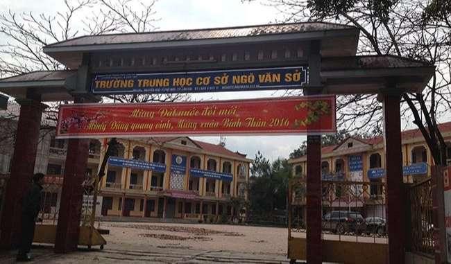Trường Ngô Văn Sở - Lào Cai