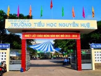 Trường Nguyễn Huệ - Tiền Giang