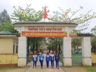 Trường Nguyễn Huệ - Quảng Trị