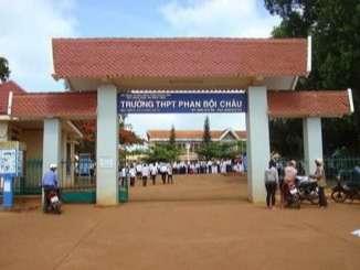 Trường Phan Bội Châu - Dak Nong