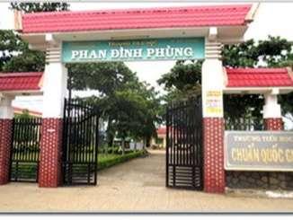 Trường Phan Đình Phường - Dak Lak