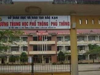 Trường Phủ Thông - Bắc Kạn