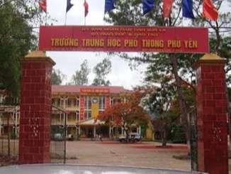 Trường Phù Yên - Sơn La
