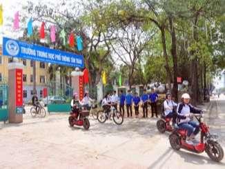 Trường Tân Trào - Tuyên Quang