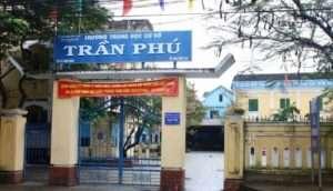Trường THCS Trần Phú TP Huế