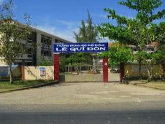 Trường THPT Lê Quý Đôn Bến Tre