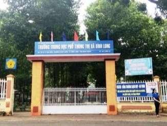Trường THPT thị xã Bình Long - Bình Phước
