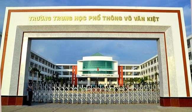 Trường THPT Võ Văn KIệt - Kiên Giang