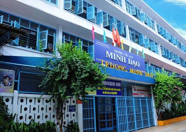 Trường tiểu học Minh Đạo Quận 5