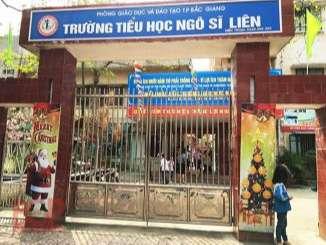 Trường tiểu học Ngô Sỹ Liên - Bắc Giang