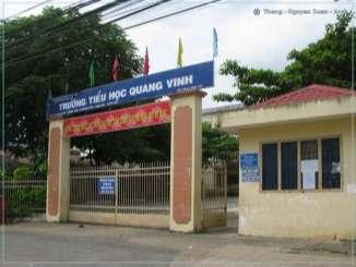 Trường tiểu học Quang Vinh - Biên Hòa - Đồng Nai