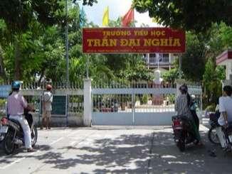Trường tiểu học Trần Đại Nghĩa TP Vĩnh Long