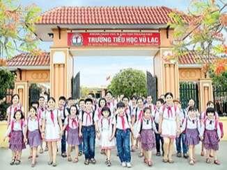 Trường Vũ Lạc - Thái Bình