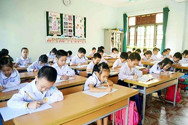 Giáo dục tiểu học