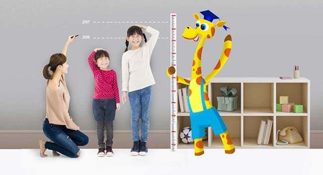 Chơi cầu lông giúp tăng chiều cao cho trẻ