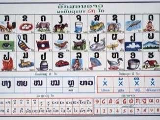 Lao alphabet