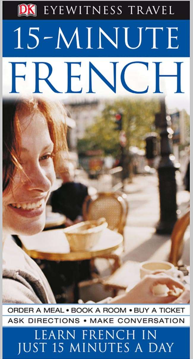 15 minutes french