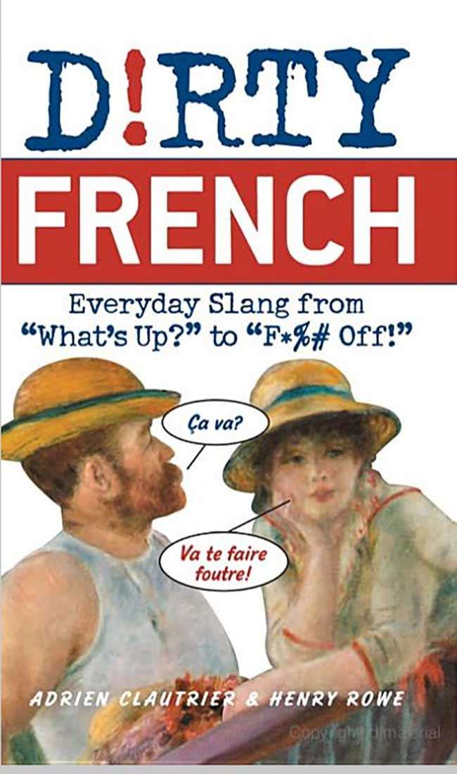 Dirty french slang