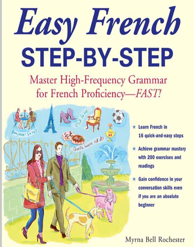 Ebook Easy Frech Step by step