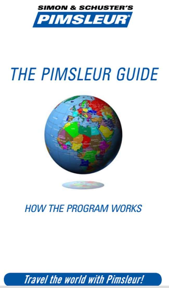 Pimsleur French IV