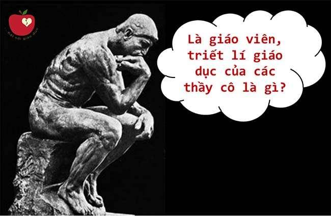 Triết lý giáo dục