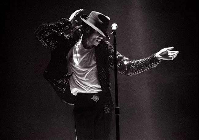 Ông hoàng nhạc pop Michael Jackson