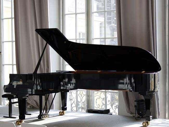 Đàn piano Grand Steinway & Sons D-274