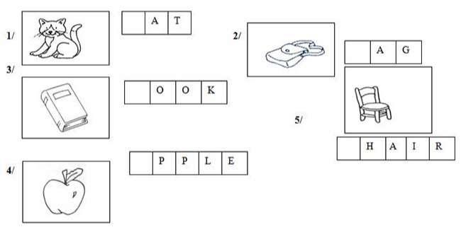 Điền A, B hoặc C vào chỗ trống