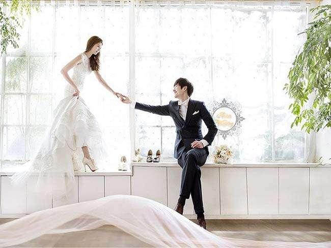 đám cưới nay