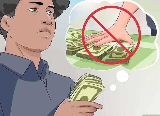 Bám sát kế hoạch tài chính và không tiêu vượt mức
