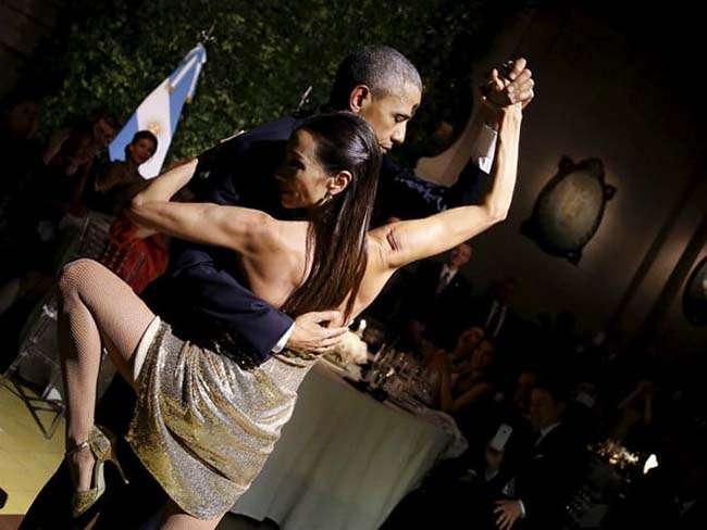 Dạy khiêu vũ điệu Tango