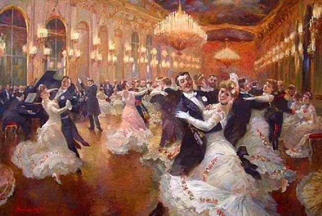 Dạy khiêu vũ điệu Viennese Waltz