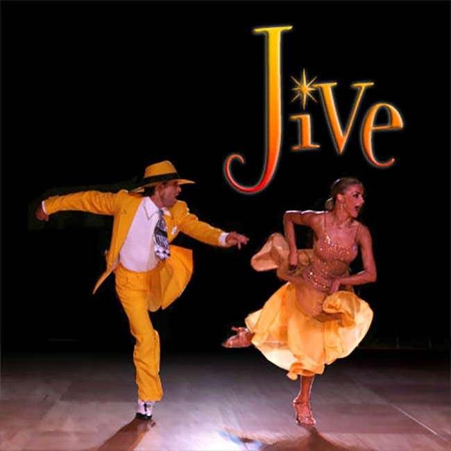 Dạy khiêu vũ điệu jive