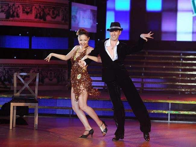 Dạy nhảy khiêu vũ chachacha tại nhà