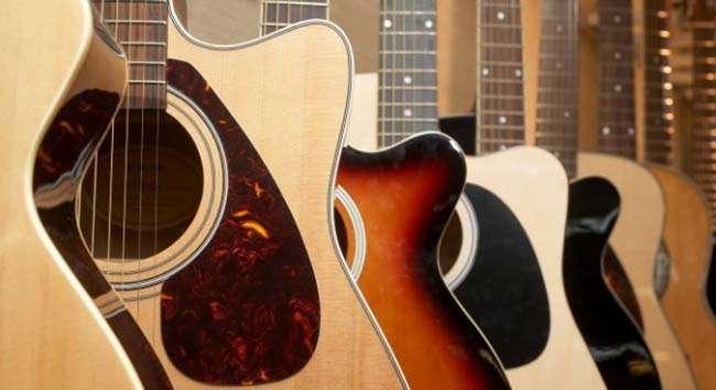 Hướng Dẫn Cách Chọn Một Cây Đàn Guitar Acoustic Tốt