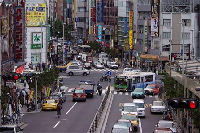 Học từ vựng tiếng Nhật chủ đề giao thông