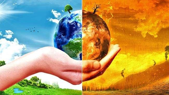 Hiện tượng nóng lên toàn cầu (Global Warming) là một trong những vấn đề đáng lo ngại nhất hiện nay