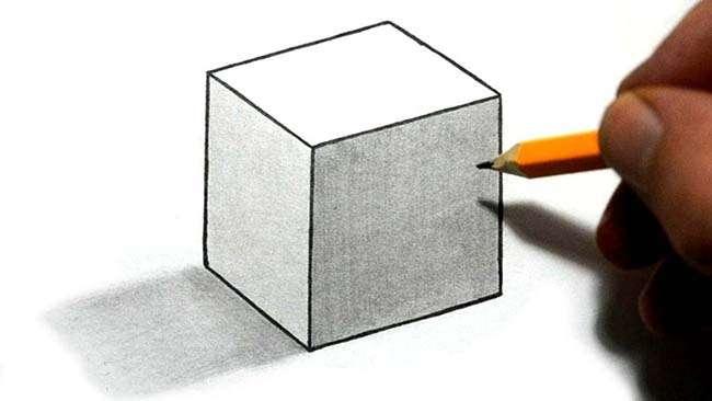 Nguyên tắc giúp teen vẽ hình chính xác