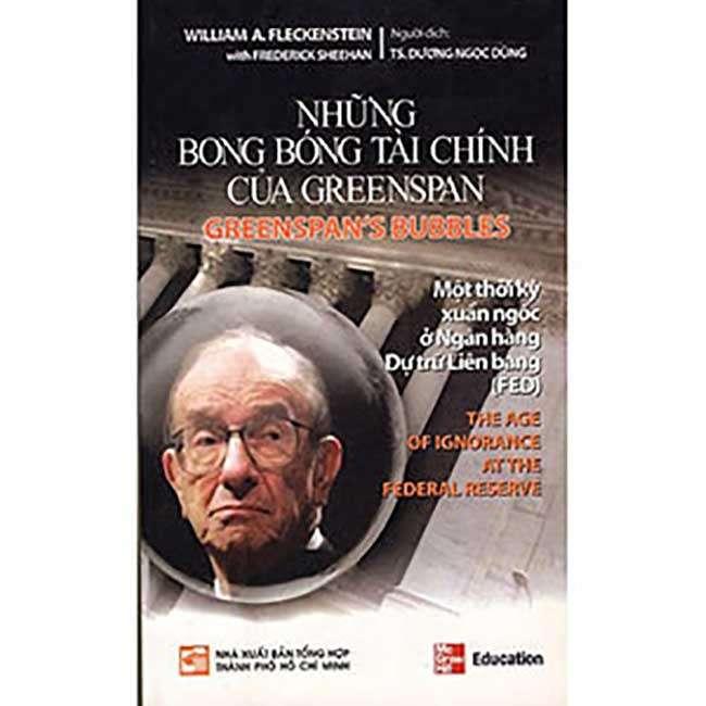 Những bong bóng tài chính của Greenspan